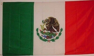 Wholesale Lot 15 MEXICAN MEXICO EAGLE 3 x 5 banner flag set