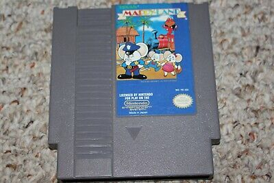 Mappy Land (Nintendo Entertainment System NES) Cart Only