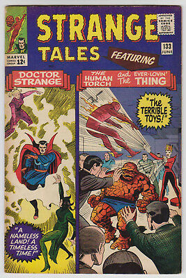 L7546: Strange Tales #133, Vol 1, VG F Condition