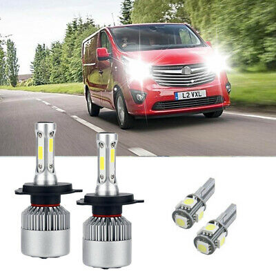 Fits Mini One D R56 Neolux Clear Halogen Main High//Low Dip Beam Light Bulbs