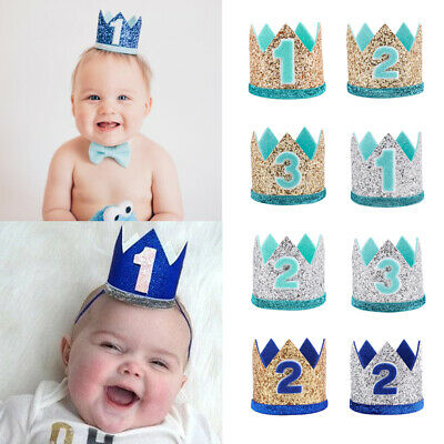 Photo Props Party Headdress Floral Headwear Baby Birthday Hat Crown Hair Band