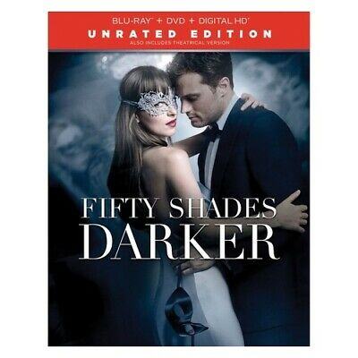 Uni Dist Corp Mca Br61180932 Fifty Shades Darker (Blu Ray/Dvd W/Digital Hd)