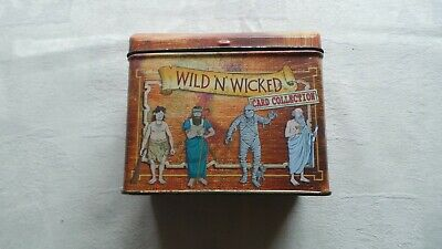 Horrible Histories Tin With 133 Cards (Lot 3 )