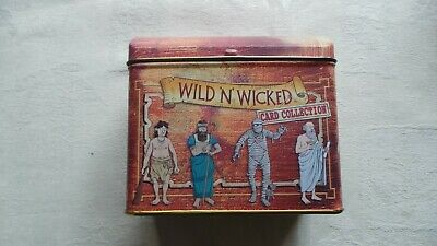 Horrible Histories Tin With 133 Cards (Lot 2 )