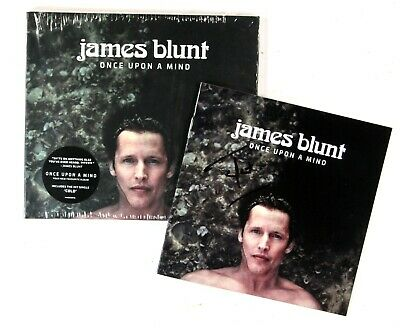 James Blunt - Once Upon A Mind (Limited CD + booklet Signed By James Blunt) New