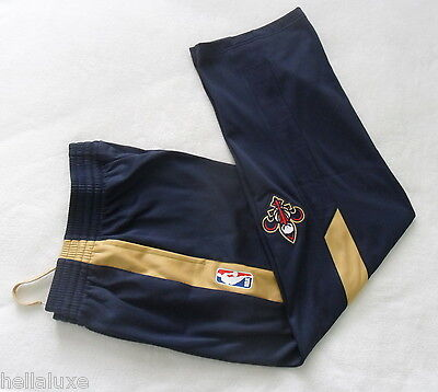 RARE~Adidas NEW ORLEANS PELICANS PREGAME WARM-UP Basketball jersey-Pant~Men sz S