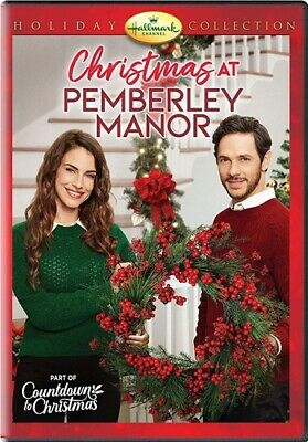 CHRISTMAS AT PEMBERLEY MANOR New Sealed DVD Hallmark Channel