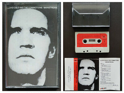Lloyd Cole & The Commotions Cassette Made In Portugal Tape Mainstream 1987