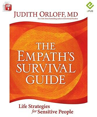 The Empath's Survival Guide: Life Strategies for Sensitive People [DIGITAL]
