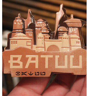 NEW Disneyland Batuu Magnet Galaxy's Edge Star Wars Disney Brand Batoo pin badge