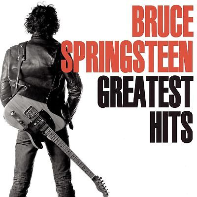 Bruce Springsteen ( New Sealed Cd ) 18 Greatest Hits / Very Best Of Collection
