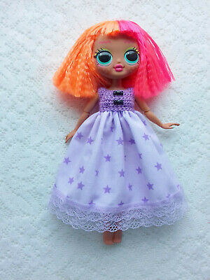 Dress LOL OMG doll. Clothes for Lol omg dolls Crystal Star, Royal Bee, Lady Diva