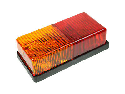 Rectangular Trailer Tail Light Combination Lamp Rear Reflector/Stop/Indicator