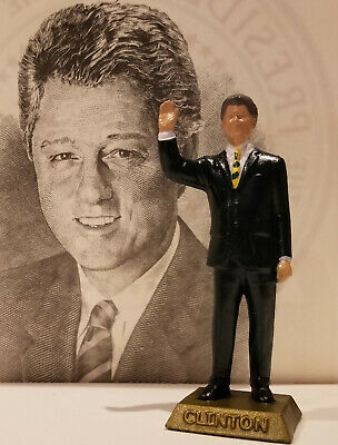Bill Clinton Figurine - Add To Your Marx Collection