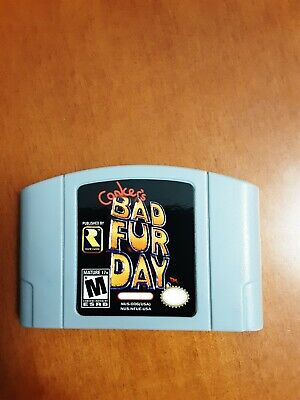 Conker's Bad Fur Day (64, 2001)