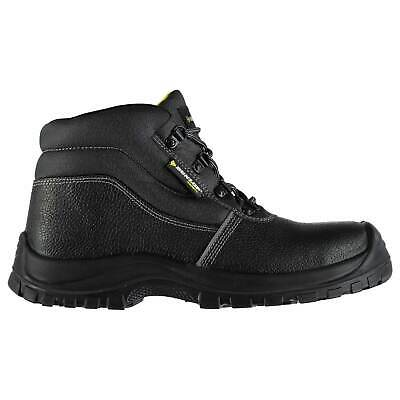 Dunlop Michigan Steel Toe Cap Securety Boots Mens Gents Laces Fastened Padded