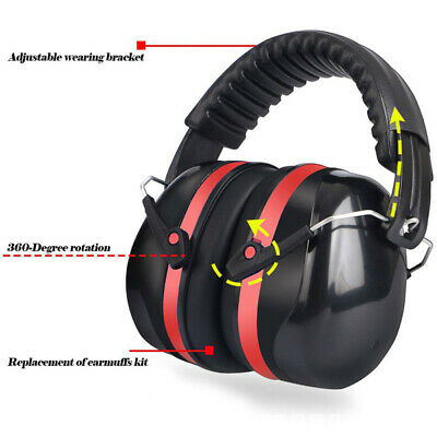 Ear Defenders 35dB Highest SNR Safety Ear Muffs Shooting Hearing Protector Adult
