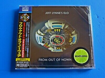 2019 Jeff Lynne's Elo From Out Of Nowhere Japan Only Blu Spec Cd