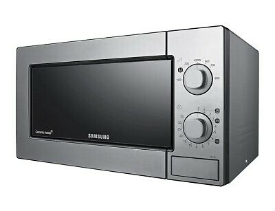 Samsung ME71M / XEE Mikrowelle  20L 800W Eco-Modus Silber SAM2 C