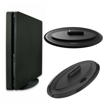 Sony Playstation 4 PRO & SLIM Black Vertical Console Stand (PS4 PRO / S) Mq