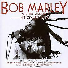 Hit Collection Edition by Bob & the Wailers Marley   CD   condition good