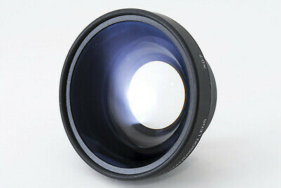 [for parts] Exc Sony VCL-0752H x0.7 Wide Angle Deluxe Conversion Lens from Japan