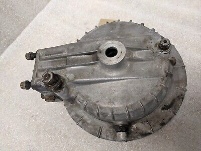 1981 BMW R45 R65 R 65 45 twin shock bevel box, final drive, Differential