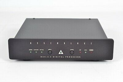 Sonic Frontiers Assemblage DAC 2.5 Digital Processor - Anthem - Parts Connexion