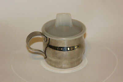 Vintage Community Stainless steel sippy cup w/lid - Vintage sippy cup
