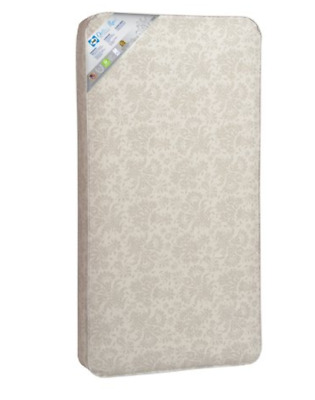 Sealy Baby Toddler Crib Mattress Waterproof Safe Hypoallergenic Extra Firm NEW