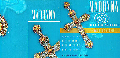 Madonna - Her first recordings ever CD SPECIAL FAN EDITION