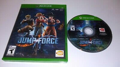 Jump Force (Microsoft Xbox One, 2019) Family/Kids  Free Shipping