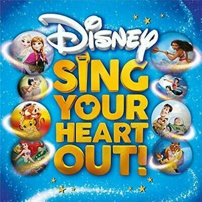 Various Artists - Sing Your Heart Out Disney (2Cd) * New Cd