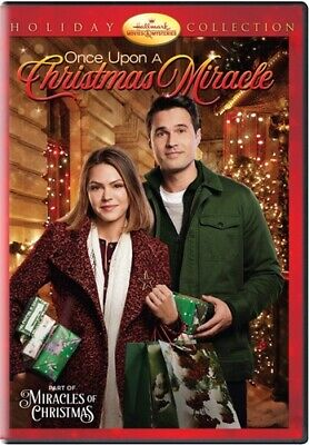 ONCE UPON A CHRISTMAS MIRACLE New Sealed DVD Hallmark Channel