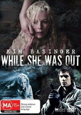 While She Was Out (2008) [New Dvd]