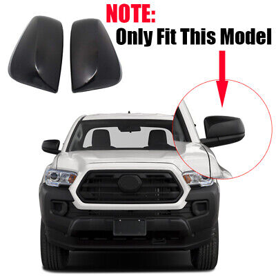 Triple Chrome Mirror Cover w//Turn Signal Model for 2016-2019 16-19 TOYOTA TACOMA