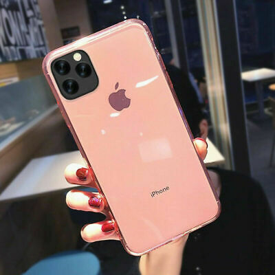 Shockproof Coque Hard Silicone Case Cover Pour iPhone 11 11 Pro Max
