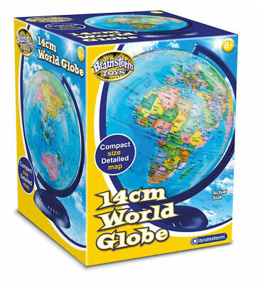 Brainstorm Toys 14cm Children's World Globe