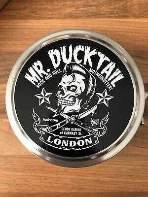 Mr Ducktail London Hairgum Wax Pomade Barber Vince Ray 400ML