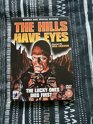 The Hills Have Eyes DVD 2 Disc Special Edition Wes Craven Susan Lanier