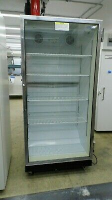 Thermo Fisher Vwr Gr431Ga14 25 Cu-Ft Glass Door Laboratory Refrigerator