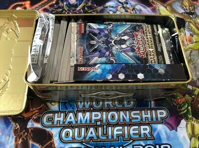 Yu-Gi-Oh!  Gold Sarcophagus Tin 2019 Mystery Box! Special Edition, Boosters, etc