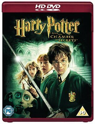 Harry Potter And The Chamber Of Secrets HD DVD (2007) Daniel Radcliffe