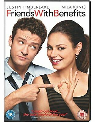, Friends With Benefits [DVD] [2011], Like New, DVD