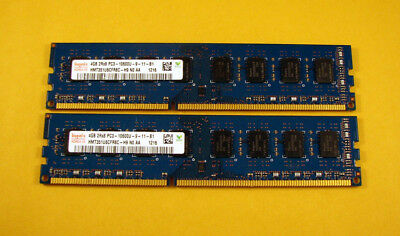 USA 8GB 2X4GB PC3-12800 DDR3 1600MHz Memory Fr Dell Optiplex 780 790 390 580 990