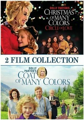 Dolly Parton's Coat Of Many Colors / Christmas Of New Dvd