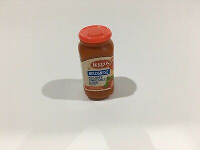 Coles Little Shop-  Mini Collectables - Pasta Sauce   Toy Miniature