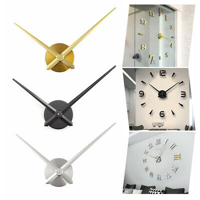 Large Silent Wall Clock Movement For Quartz DIY Hands Mechanism Repair Tool Part