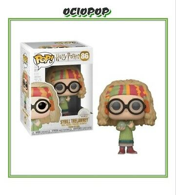 POP! Funko Pop  Professor Sybill Trelawney #86- Harry Potter