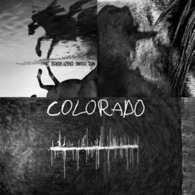 Neil Young With Crazy Horse - Colorado NEW CD
